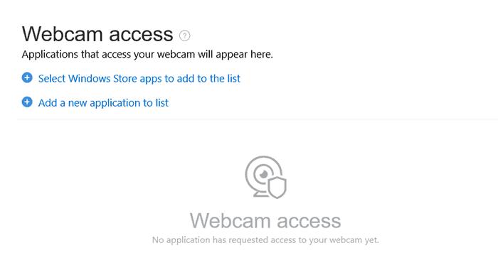 Bitdefender-Webcam-Schutz.