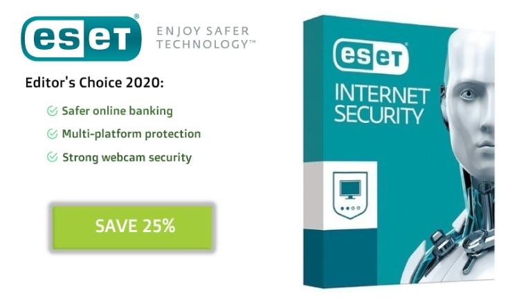 Eset-Antivirus-Angebot.