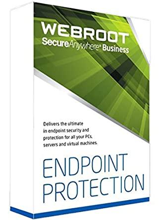 Webroot Antivirus for Business