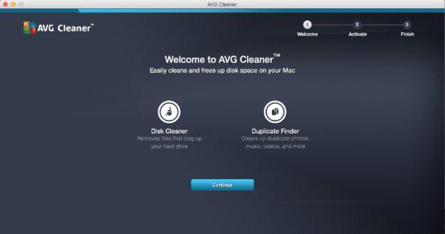AVG Cleaner für Mac - Gesamtüberprüfung