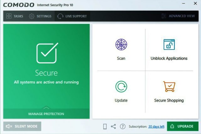 Comodo AV: Ist Comodo ein gutes Antivirusmittel?