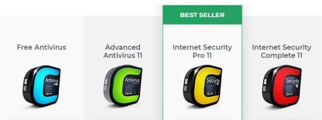 Comodo Internet-Sicherheit & mobile Sicherheit - Rezensionen