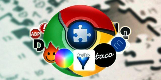 Google Chrome-Erweiterungen