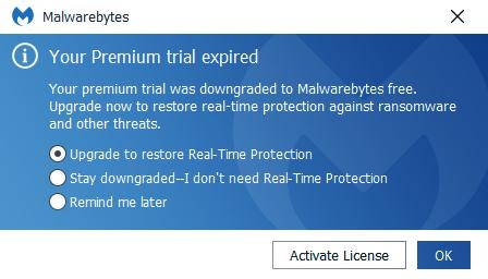 Malwarebytes Free gegen Premium - ist Malwarebytes Premium das wert?