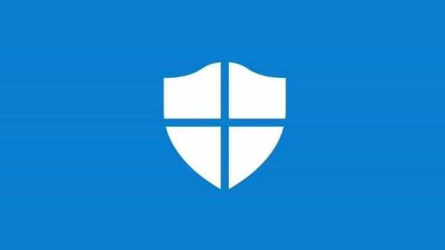 Schutz für Windows.