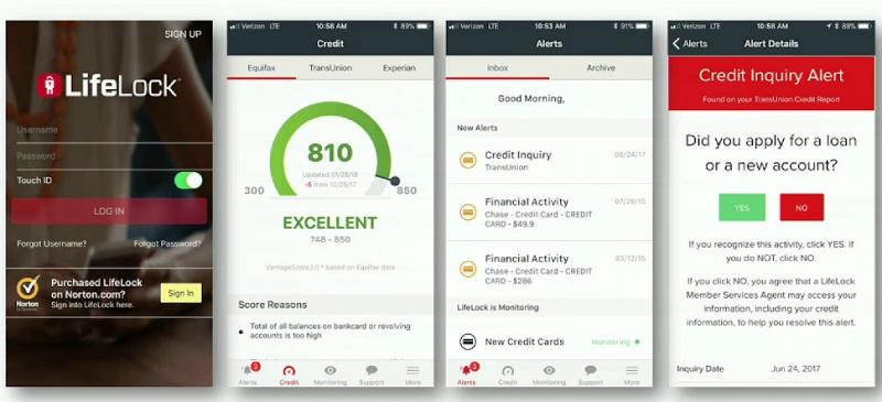 LifeLock-Überprüfung: Fakten, Pros&Cons, Lifelock für Android und iphone
