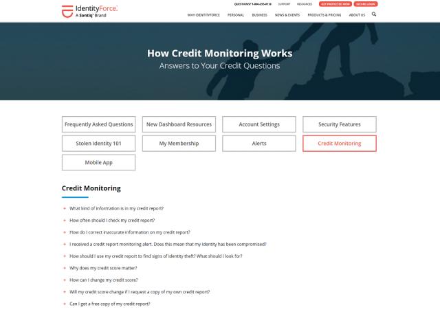 IdentityForce Überprüfung: Wie Kreditüberwachung funktioniert.