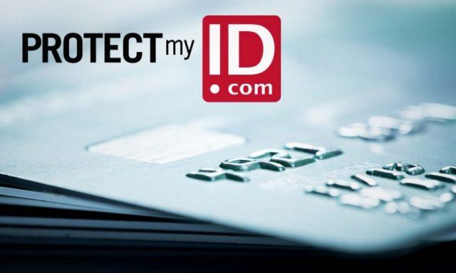 ProtectMyID-Dienst zum Schutz vor Identitätsdiebstahl.