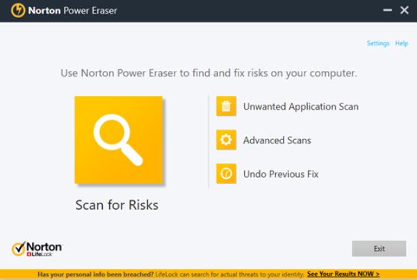 Adware-Reiniger, bester Adware-Reiniger, Norton-Entfernungstool