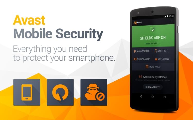 Avast Mobile Security für Android Überprüfung im Jahr 2021.